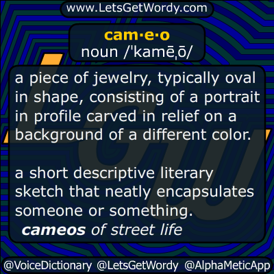 cameo 01/12/2015 GFX Definition