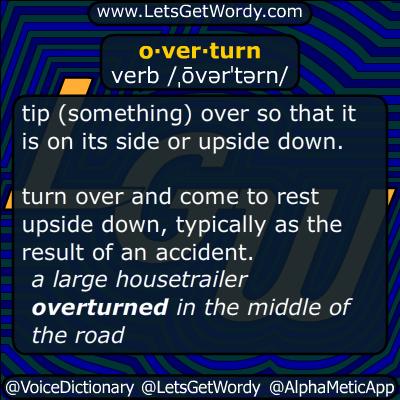 overturn 03/29/2015 GFX Definition