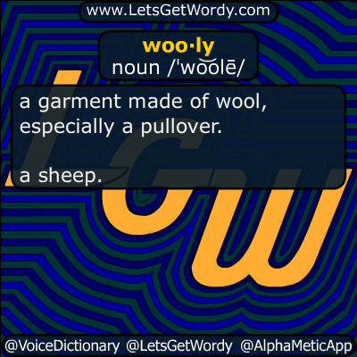wooly 04/03/2015 GFX Definition