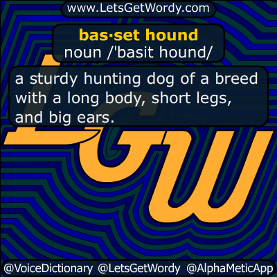 basset hound 04/08/2015 GFX Definition