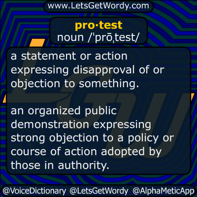 protest 04/30/2015 GFX Definition