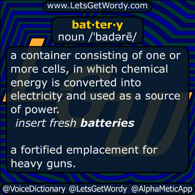battery 05/01/2015 GFX Definition