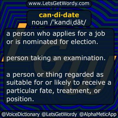 candidate 05/06/2015 GFX Definition