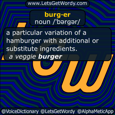 burger 05/29/2015 GFX Definition