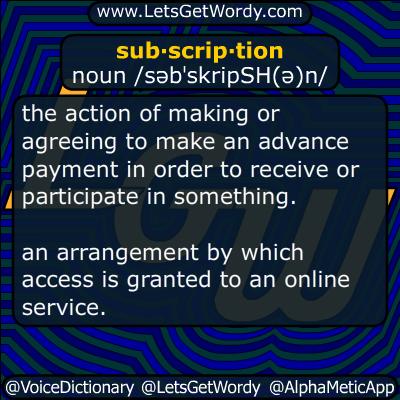 subscription 06/09/2015 GFX Definition
