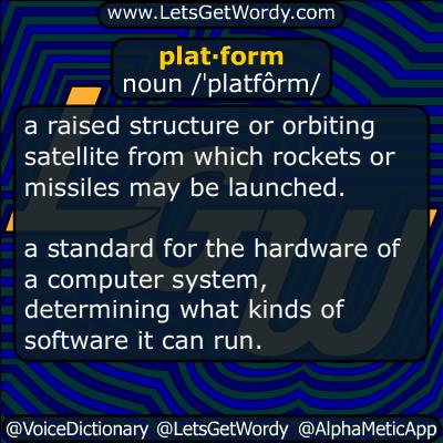 platform 06/03/2015 GFX Definition
