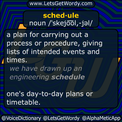 schedule 09/08/2014 GFX Definition