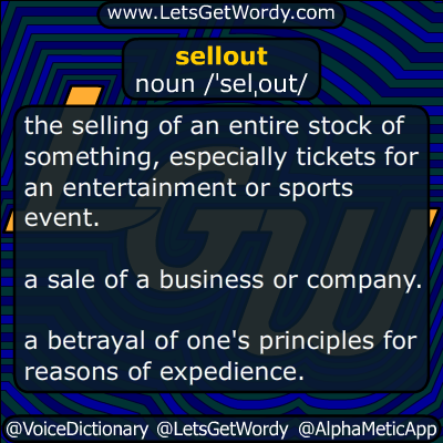 sellout 09/13/2014 GFX Definition