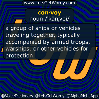convoy 10/05/2014 GFX Definition