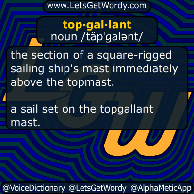 topgallant 10/12/2014 GFX Definition