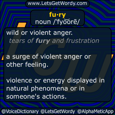 fury 10/18/2014 Definition GFX Definition
