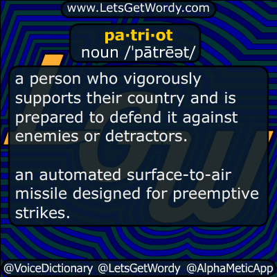patriot 10/23/2014 GFX Definition