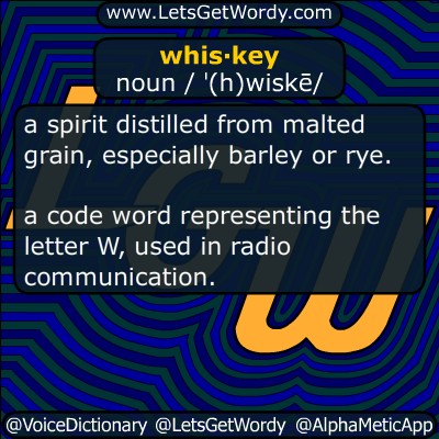 whisky 10/31/2014 GFX Definition