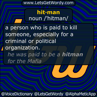 hitman 11/07/2014 GFX Definition