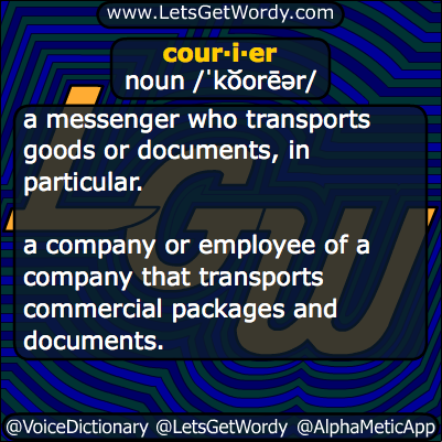 courier  01/05/2014 GFX Definition