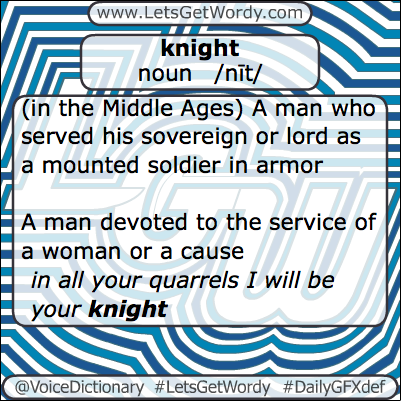 Knight 03/11/2013 GFX Definition of the Day