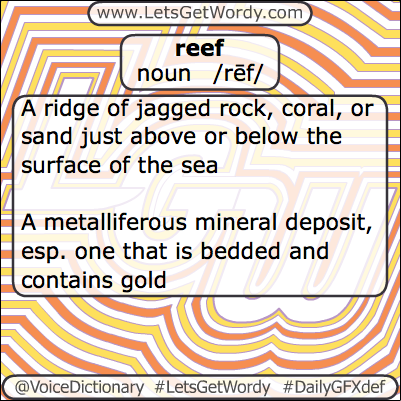 Reef 03/24/2013 GFX Definition of the Day