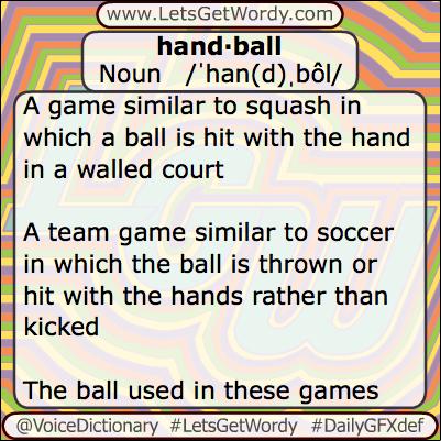 Handball 07/09/2013 GFX Def