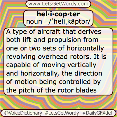 Helicopter 07/12/2013 GFX Definition