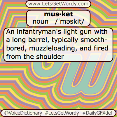Musket 07/14/2013 GFX Definition