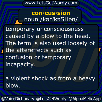concussion 07/14/2014 GFX Definition