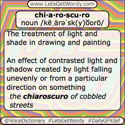 Chiaroscuro 07/15/2013 GFX Definition