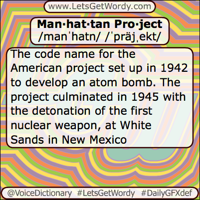 Manhattan Project 07/16/2013 GFX Def
