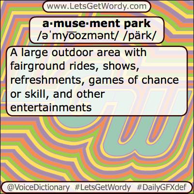 Amusement Park 07/17/2013 GFX Def