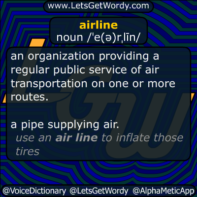 airline 08/06/2014 GFX Definition