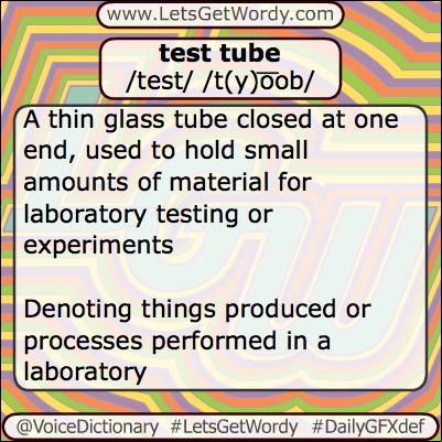 Test Tube 07/25/2013 GFX Def