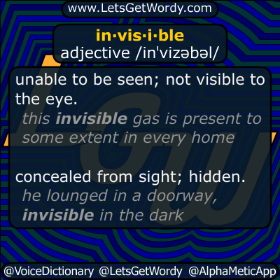 invisible 07/27/2014 GFX Definition