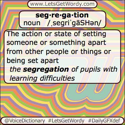 Segregation 07/28/2013 GFX Def