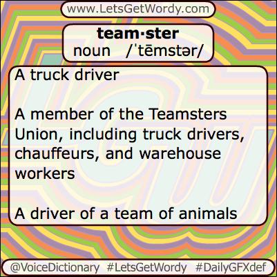 Teamster 07/31/2013 GFX Def