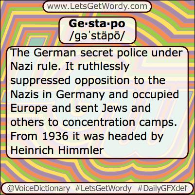 Gestapo 08/04/2013 GFX Def