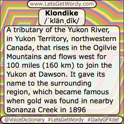 Klondike 08/16/2013 GFX Definition