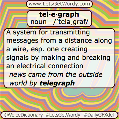 Telegraph 08/20/2013 GFX Definition