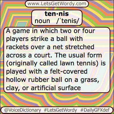 Tennis 08/22/2013 GFX Definition