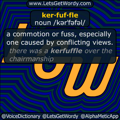 kerfuffle 08/27/2014 GFX Definition