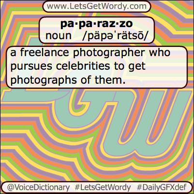 Paparazzo 08/28/2013 GFX Def