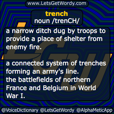 Trench 09/06/2013 GFX Def