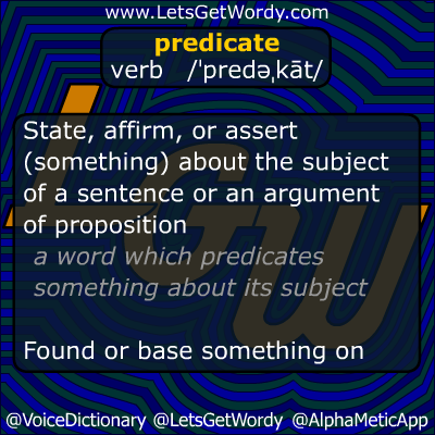 predicate 09/23/2012 GFX Definition