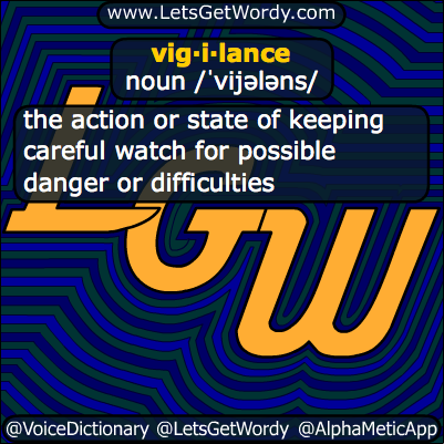 Vigilance 10/06/2013 GFX Definition