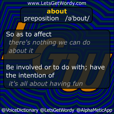 About 10/16/2012 GFX Definition of the Day
