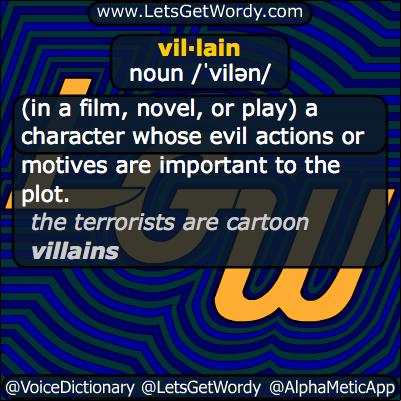 Villain 10/17/2013 GFX Definition