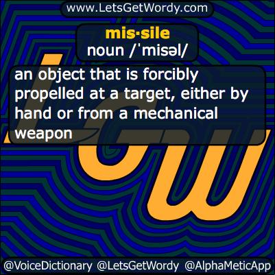 Missile 10/22/2013 GFX Definition