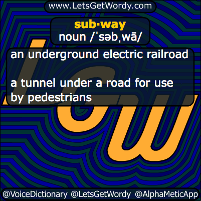 Subway 10/27/2013 GFX Definition