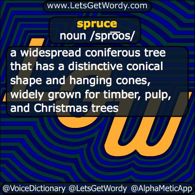 Spruce 11/02/2013 GFX Definition