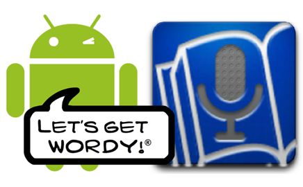 Voice Dictionary (Lite) icon and Android